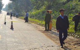 Nổ súng trấn áp nhóm buôn ma tuý, một cán bộ biên phòng bị trúng đạn