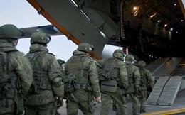 Nga điều 12 máy bay chở lính, thiết giáp đến Nagorno-Karabakh