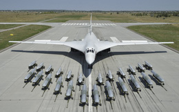 Khám phá dàn vũ khí 'khủng' được trang bị trên bộ ba máy bay ném bom chiến lược Nga