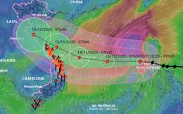 Bão số 13 giật cấp 15 vào Biển Đông có hướng di chuyển khó lường: Huy động hơn 250.000 người, 10 máy bay ứng trực