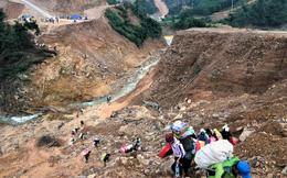 Quảng Trị: Núi phát ra nhiều tiếng nổ lớn, người dân hoang mang
