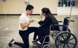 Kim Lý cầu hôn Hồ Ngọc Hà tại bệnh viện