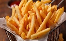 Chiên khoai tây không giòn, nhanh ỉu vì thiếu bước cơ bản này