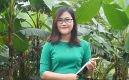 """Cô giáo Việt Nam đầu tiên vào top 10 giáo viên toàn cầu: Từng gây bão với câu chuyện """"từ vườn chuối tôi nhìn ra thế giới"""""""