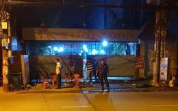 Hai cha con chủ tiệm chân gà nướng ở Sài Gòn bị giang hồ truy sát, đâm thủng ruột