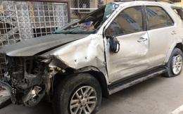 Bắc Giang: Tai nạn ô tô trên đường bị truy đuổi, 1 người chết, 2 người bị thương