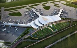 Chính phủ phê duyệt Dự án sân bay Long Thành giai đoạn 1 vốn đầu tư 109.000 tỉ đồng