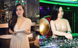 """Chân dung """"Cô gái vàng trong làng xổ số"""": Ban ngày chỉn chu, buổi tối làm DJ cực nóng bỏng"""