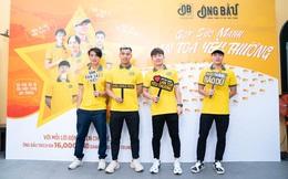 """6 cầu thủ """"vàng"""" của bóng đá Việt Nam nhận nhượng quyền 0 đồng quán cà phê Ông Bầu sang chảnh nhất Sài Gòn"""