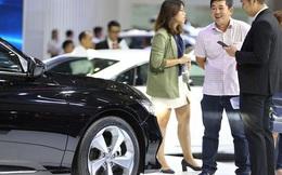 Đua giảm giá, khuyến mại, sức mua ôtô tăng vọt