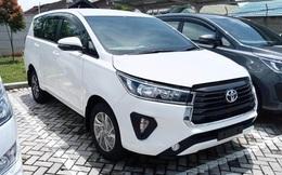 Sắp ra mắt bản nâng cấp của chiếc xe ăn khách Toyota Innova Crysta