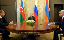 """Quyền lực ngầm của TT Putin lớn đến đâu mà ép được Armenia phải """"quy hàng"""" Azerbaijan?"""