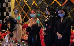 Đột kích nhà hàng Angel, phát hiện nhiều nữ tiếp viên ăn mặc hở hang, dương tính với ma túy