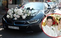 Dàn xe hơn 20 tỷ trong đám cưới streamer giàu nhất Việt Nam, nổi nhất là xe chú rể và em họ Diệp Lâm Anh