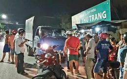 Điều tra nhóm thanh niên chặn đầu đập phá xe tải ở Tiền Giang