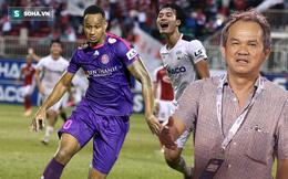 """HLV Lê Thụy Hải: """"HAGL mà chơi 2 trung phong ngoại thì sẽ ghê gớm lắm!"""""""