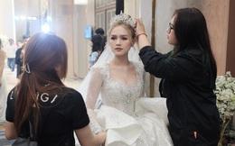 Không hổ danh vợ streamer giàu nhất Việt Nam, Xoài Non đẹp lộng lẫy trong bộ váy cưới 24 tỷ!