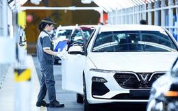 Nghiên cứu giảm đáng kể thuế tiêu thụ đặc biệt với ô tô Made in Vietnam
