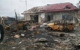Quân Nga đến Nagorno - Karabakh, chứng kiến cảnh tượng kinh hoàng
