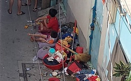 Thực hư chuyện 2 bé trai ở Sài Gòn bị bà chủ nhà trọ đuổi khỏi phòng khi không có cha ở nhà?