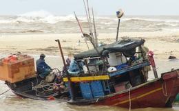 Những thiệt hại ở Quảng Bình sau bão Vamco đi qua