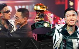 Tại sao Dế Choắt lại xứng đáng là nhà vô địch Rap Việt 2020?