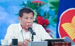 Tổng thống Philippines gọi tranh chấp Biển Đông là một trò chơi nguy hiểm