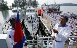 Campuchia tiếp tục phá bỏ cơ sở do Mỹ xây dựng trong căn cứ hải quân?