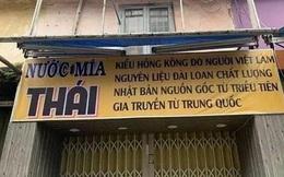 """Chuyện thật như đùa: Giữa Đà Lạt xuất hiện tiệm nước mía Thái với tấm bảng hiệu có 1-0-2, ai đọc xong cũng """"sang chấn tâm lý"""""""