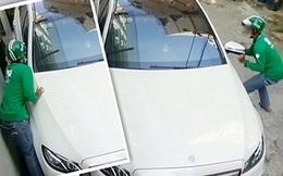 Dở khóc, dở... mếu vì xe bị trộm gương chiếu hậu