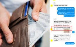 Nhận lương cao bất thường, nhân viên vừa rối rít cảm ơn sếp đã nhận ngay tin nhắn phũ phàng
