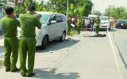 Vợ bị kẻ lạ khống chế đưa lên ôtô, chồng lao ra đâm chết người để giải cứu