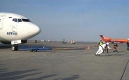 Người đàn ông Nga lập kỷ lục kéo máy bay 36 tấn đi được 25m