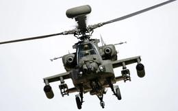 Trực thăng AH-64D Apache của Anh vô tình nã đạn vào khu dân cư