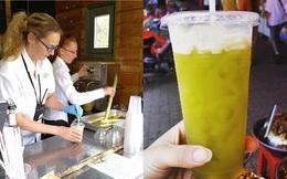 Máy ép và nước mía Việt Nam xuất hiện rầm rộ ở châu Âu với giá cao giật mình nhưng vẫn được cộng đồng mạng quốc tế hết lời khen ngợi