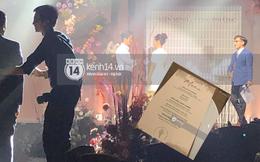 """Lộ thực đơn và không gian cưới """"sang chảnh"""" của Công Phượng - Viên Minh"""