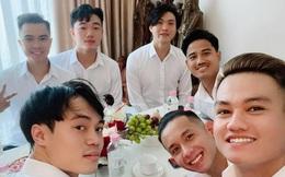 Tiết lộ lý do Xuân Trường vắng mặt, HLV Park Hang-seo về sớm ở đám cưới Công Phượng - Viên Minh