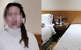 Tài xế chết tại tiệm massage sau 4 tiếng bước vào, vợ biết tin vội chạy đến hiện trường và bất ngờ trước bộ dạng khi qua đời của chồng