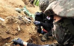 Động thái bất ngờ của Hàn Quốc tại khu phi quân sự liên Triều