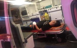 Thanh niên nhập viện sau khi một mình vào quán karaoke ở quận 12