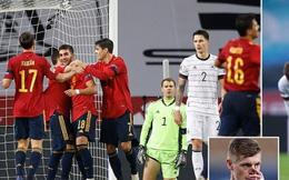 Tây Ban Nha 6-0 Đức: Không thể tin nổi!