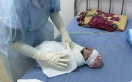 Một bé trai chào đời trong khu cách ly Covid-19 ở Lào Cai