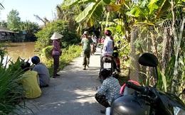 Kinh hãi phát hiện thi thể phân huỷ trôi trên sông Bảo Định