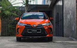 """Soi Toyota Vios mới đẹp như xế sang, """"chốt"""" giá 425 triệu, về Việt Nam cuối năm?"""