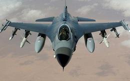 Máy bay chiến đấu F-16A của Đài Loan mất tích sau 2 phút cất cánh
