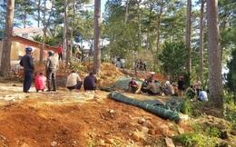 """Vụ lấn chiếm hơn 1.000 m2 """"đất vàng"""" ở trung tâm Đà Lạt: Chờ chủ đầu tư tháo dỡ!"""