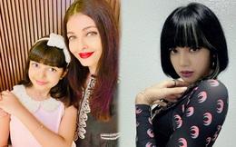 Con gái của 'hoa hậu đẹp nhất mọi thời đại' giống Lisa (Black Pink) như 2 giọt nước