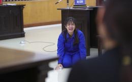 """Người phụ nữ bạo hành con gái 3 tuổi tử vong khóc nức nở nói """"Tuấn đối xử với con bị cáo rất tốt"""""""