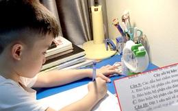 Cô giáo ra đề bài 'Ước mơ của em là gì', học sinh lớp 4 trả lời vỏn vẹn 8 chữ mà khiến người mẹ đọc xong ngượng chín cả mặt