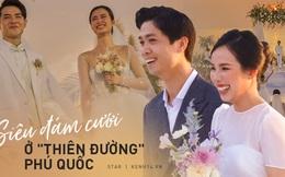 """2 siêu đám cưới hot nhất Vbiz tại Phú Quốc: Đông Nhi và Công Phượng đều mời dàn khách khủng, khung cảnh hôn lễ đẹp """"lả người"""""""